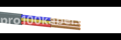 Провод соединительный ВВПз-1 2х1,0+1х1,0