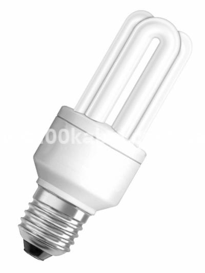 Лампа энергосберегающая 9w E 14-27 КЛЛ Економка SPC