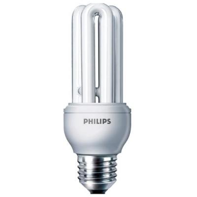 Лампа энергосберегающая 11W-2U E14 ESL  Economy
