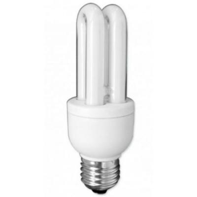 Лампа энергосберегающая 8W-2U E14 ESL Economy