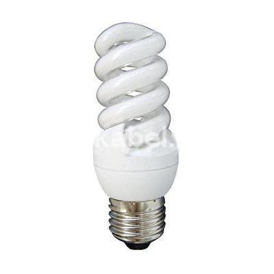 Лампа энергосберегающая спиральная 11 Вт GE
