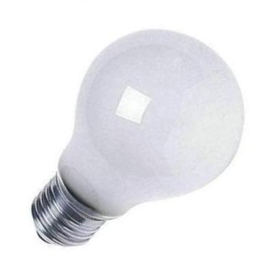 Лампа накаливания 100 Вт матовая