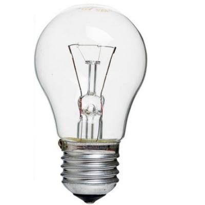 Лампа накаливания  100W CLS А55 E-27 прозрачная