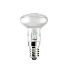 Лампа накаливания рефлекторная 60W E-14 GE R-50