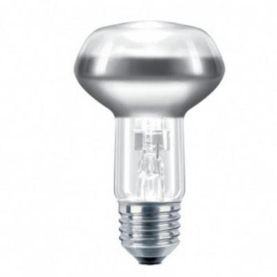 Лампа накаливания рефлекторная 60W E-27 GE R-80